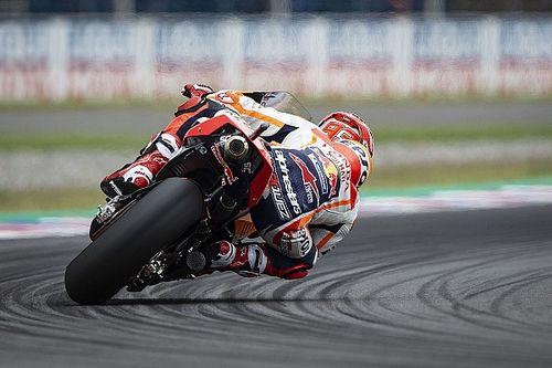 FP4 MotoGP Argentina: Marquez masih sulit dibendung