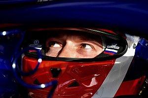 Fout Toro Rosso nekte kwalificatie Kvyat op oude banden