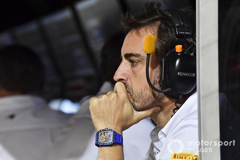 Pirelli, agradecido y contento con tener a Alonso en los test