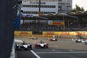 Di Grassi gana en emocionante final el ePrix de la Ciudad de México