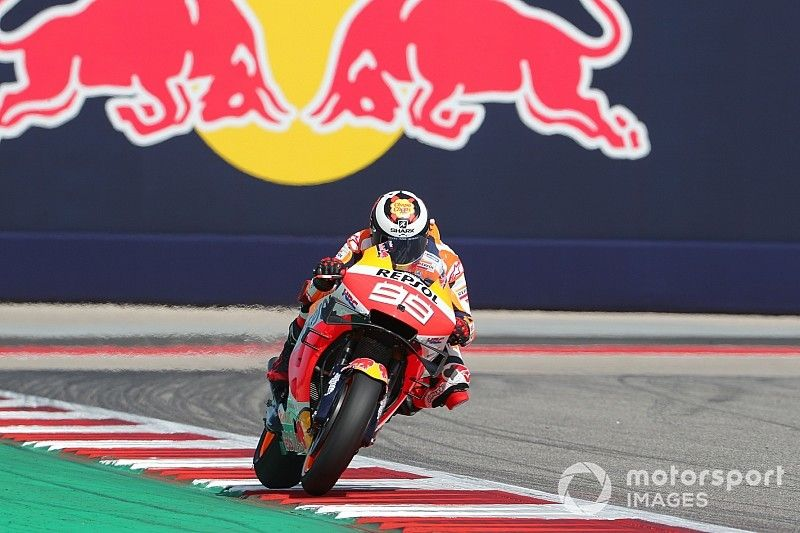 """Lorenzo: Chain issues """"clearly a problem"""" for Honda"""