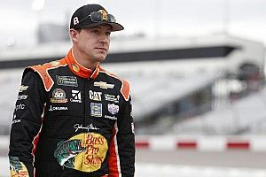 Preece and Hemric score first career top-fives at Talladega