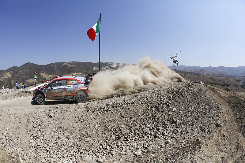 "Rally Mexico admits 2019 event was ""below par"""