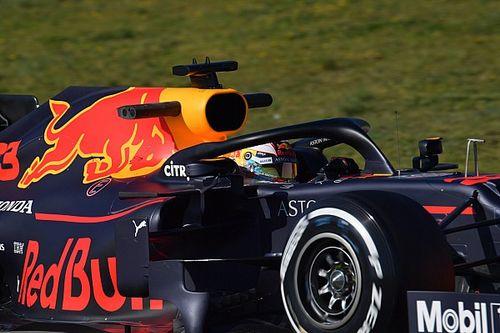 Az ütközést követően a Red Bull visszatért korábbi alkatrészeihez