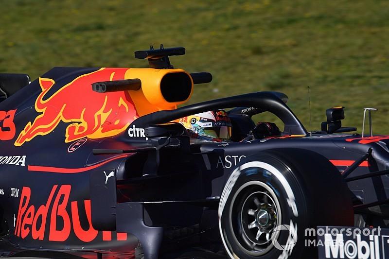 F1オーストラリアGPフリー走行1回目速報:ハミルトンがトップ! レッドブルのフェルスタッペンが4番手発進!