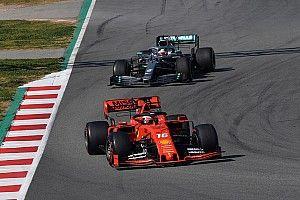 Хэмилтон оценил преимущество Ferrari над Mercedes в полсекунды