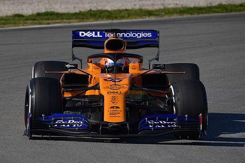 次轮巴塞罗那测试第二天:塞恩斯高居榜首,法拉利因维特尔撞车损失大半天