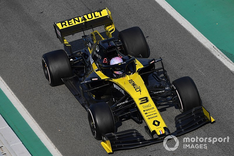 Ricciardo terá nova pintura de capacete para o GP da Austrália