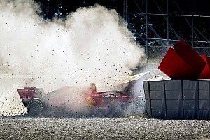 В Ferrari установили причину аварии Феттеля
