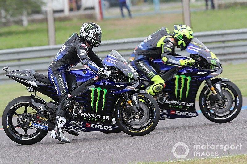 Viñales ha perdido más de 200 posiciones en la salida desde que está en MotoGP