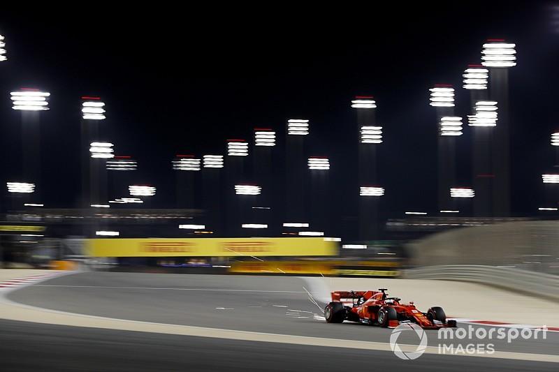【F1動画】F1第2戦バーレーンGPフリー走行2回目ハイライト