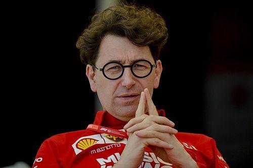 Бинотто отказался раскрыть, что позволило Ferrari добиться прогресса после Австралии