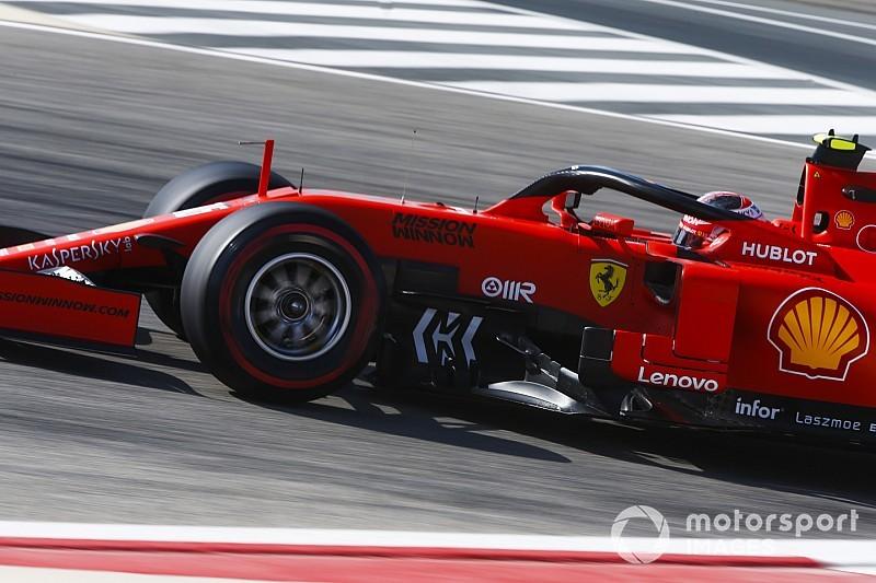Гран Прі Бахрейну: Леклер та Феттель найкраще провели третю практику