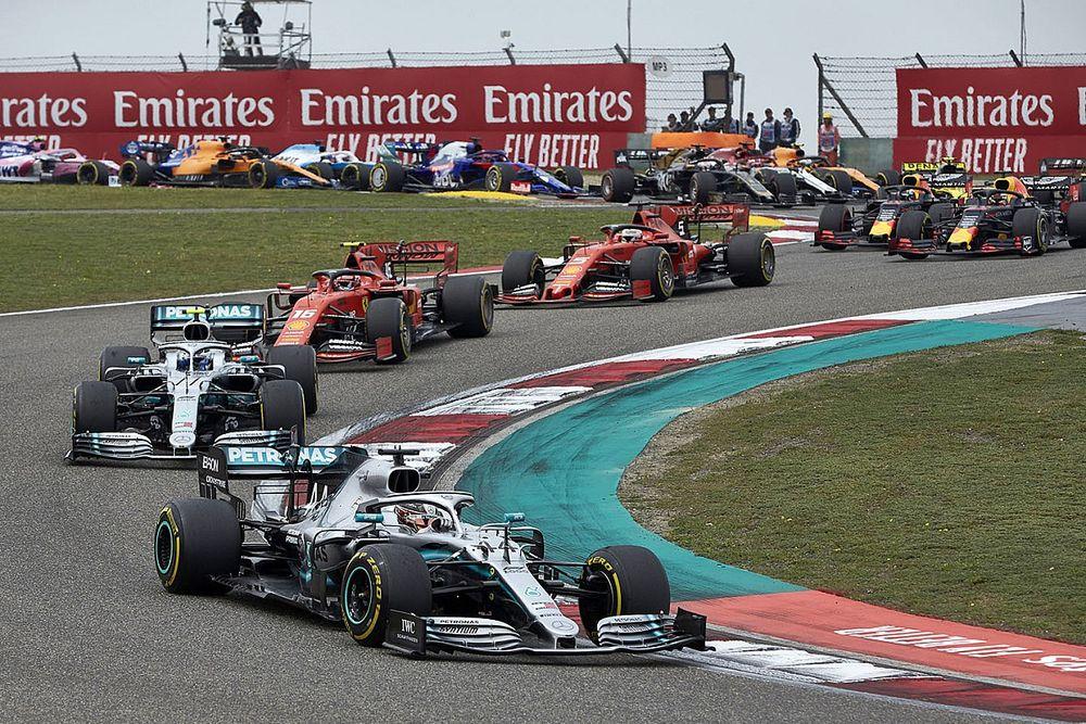Cinco conclusiones del Gran Premio de China