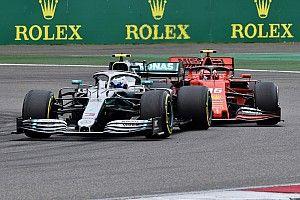 Боттас и Леклер призвали разрешить пилотам Формулы 1 бороться жестче