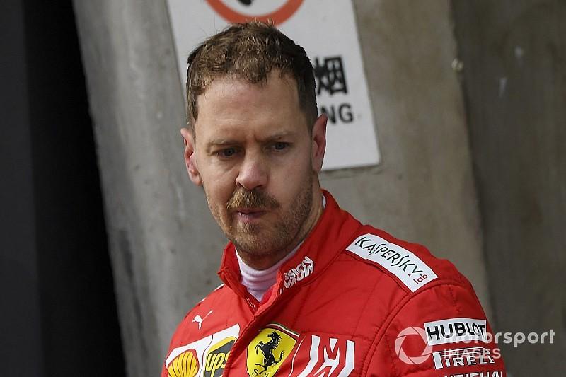 L'opinione: ecco perché è sbagliato dare addosso a Vettel dopo appena tre gare