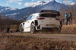 WRC, Hyundai: il primo test della vettura 2022 slitta a gennaio