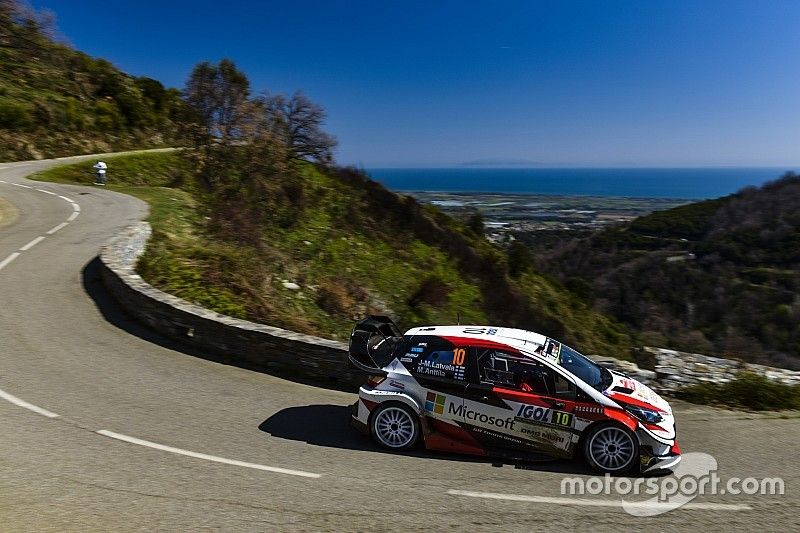 Toyota planning to build WRC2-spec Yaris