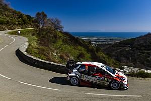 Toyota планує зробити Yaris специфікації WRC2