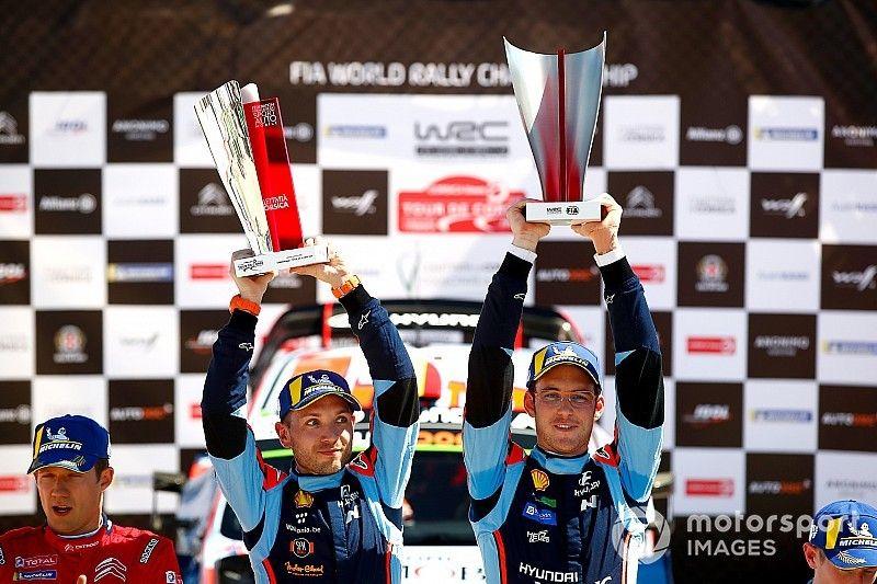 Corsica WRC: Evans heartbreak hands victory to Neuville