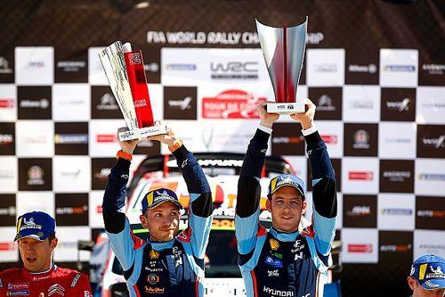 WRCフランス:劇的な結末。ヌーヴィル大逆転で今季初優勝。ランク首位に