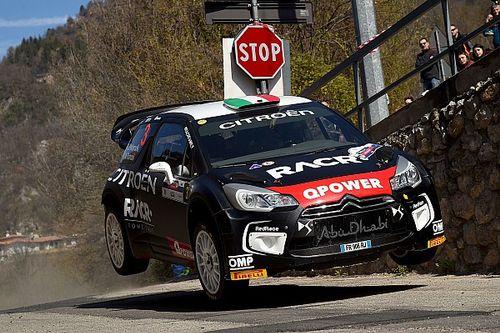 Luca Pedersoli e Anna Tomasi conquistano il 43° Rally 1000 Miglia con la Citroen DS3 WRC