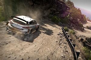 Le jeu officiel du WRC revient après deux ans d'absence