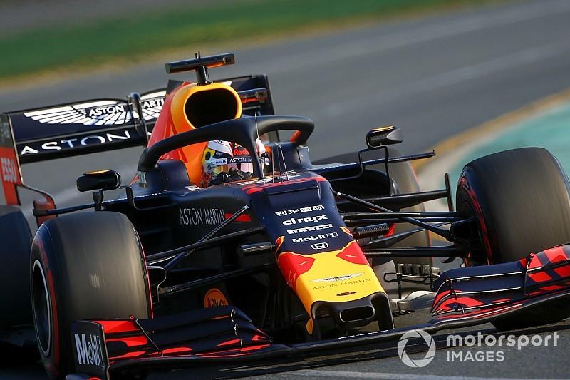 Honda quer primeira vitória com a Red Bull no meio da temporada