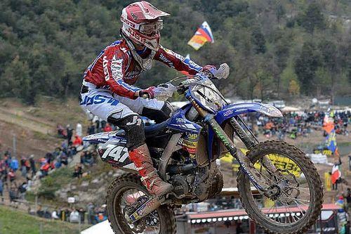 GP del Trentino: Cervellin coglie la Top 10, bene Adamo nell'Europeo EMX250