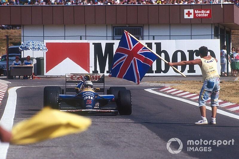Mansell F1-es világrekordja a Hungaroringen 27 évvel ezelőtt