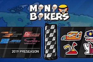 Los MiniBikers calientan motores para la temporada 2019 de MotoGP