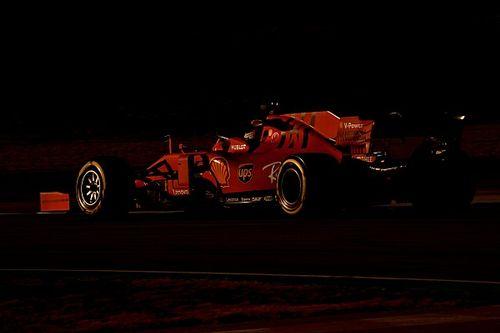 GALERÍA: las imágenes del segundo día de test de F1