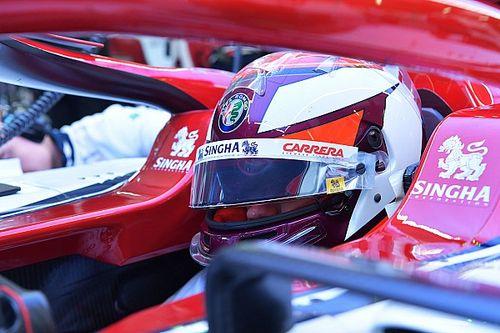 """Raikkonen: """"Con l'Alfa Romeo credo che mi divertirò molto. L'inizio è stato positivo"""""""
