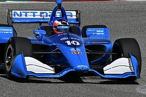 St. Petersburg IndyCar: Rosenqvist leads opening practice