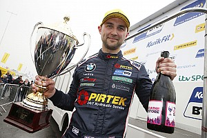 Thruxton BTCC: Jordan holds off Turkington for Race 2 victory