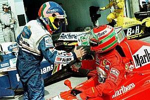 Le 600e GP : Affaibli, Villeneuve résiste et égale son père