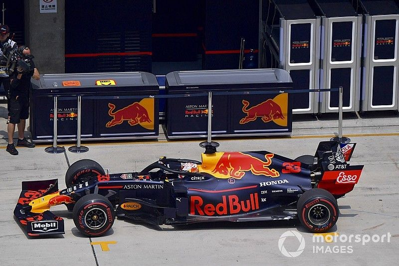 Red Bull stronger than expected in China, says Leclerc