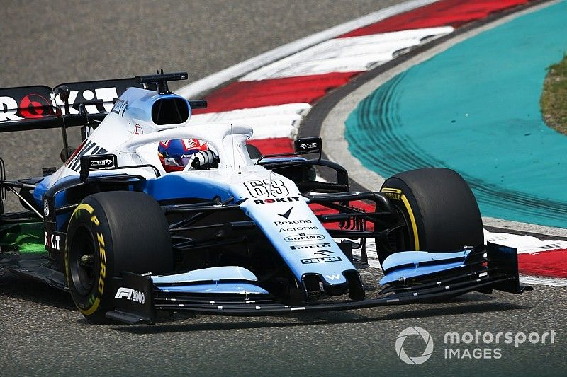 """Williams needs to develop at """"double or triple"""" rivals' rate"""