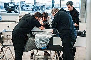 VIDEO: Así comienza la preparación de Alonso para la Indy 500