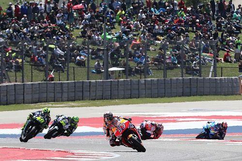 Rossi: Şampiyonluk savaşının yakın olmasının tek sebebi Marquez'in kazası