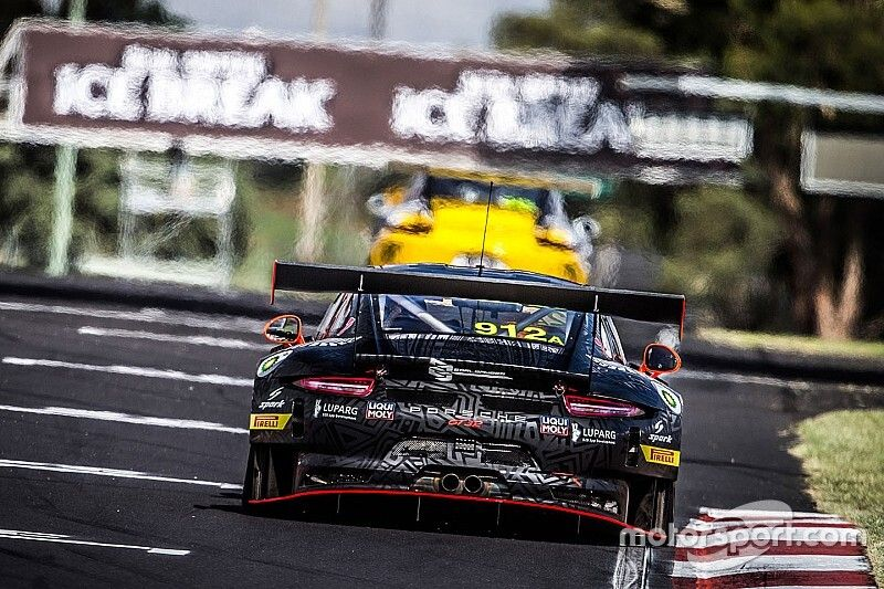 Every driver racing at the 2020 Bathurst 12 Hour