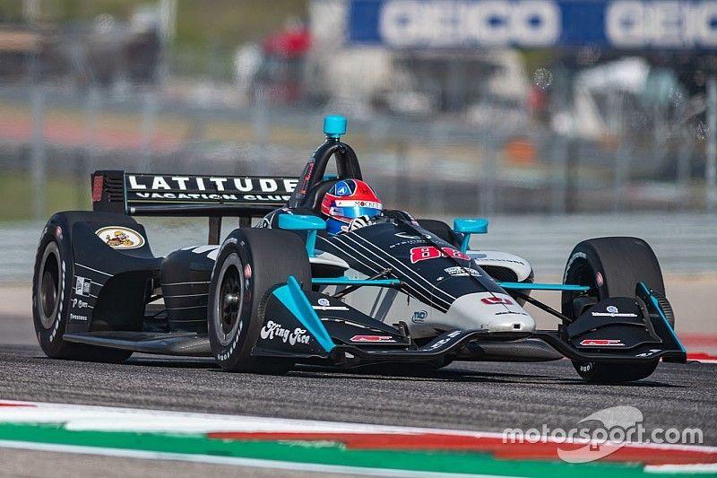 COTA IndyCar: Herta, seri tarihinin en genç yarış kazanan ismi oldu