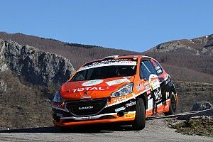 A Roma riprende il Peugeot Competition 208 Rally Cup Top