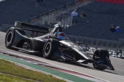 Herta leader au terme de la 1re journée des essais IndyCar à Austin
