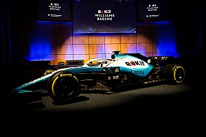 Williams, 2020 aracını 17 Şubat'ta tanıtmayı planlıyor