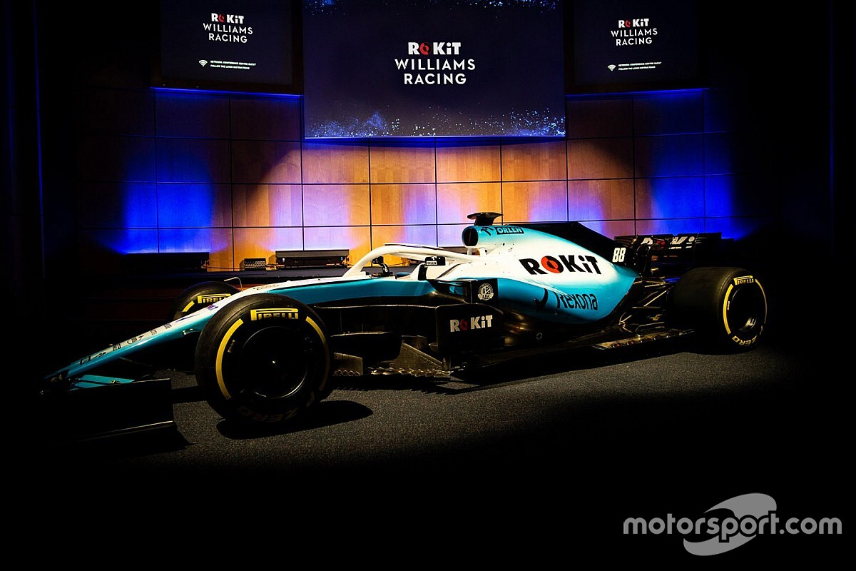 "Williams announces date for ""digital-only"" 2020 F1 car launch"
