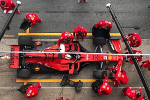 Fotogallery F1: la prima giornata di test invernali di Barcellona 2019 (in aggiornamento)