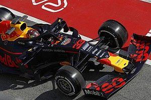 Red Bull maakt zich geen zorgen over bijzondere voorvleugel Ferrari
