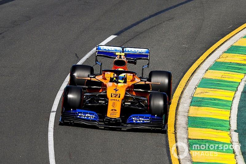 Норріс роздратований тим, що не зміг заробити очки в дебютній гонці Ф1