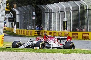 Räikkönen loin de s'emballer pour sa sixième place